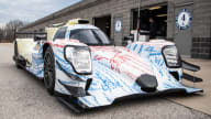 Race car to wear livery designed by six-year old