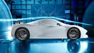 Pininfarina readying Battista for European launch