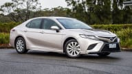 2020 Toyota Camry Ascent Sport Hybrid review