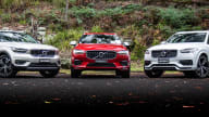 Range Review: 2019 Volvo XC40, XC60, XC90