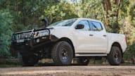 Gearing up the CarAdvice Nissan Navara: Bullbar, rear bar, snorkel and winch