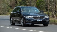 2019 BMW 530i Touring Luxury Line review