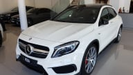 2016 Mercedes-AMG GLA 45 4MATIC Review