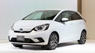 2020 Honda Jazz: Hybrid-only hatch revealed