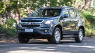 2018 Holden Trailblazer LT (4x4) review