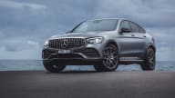 2020 Mercedes-AMG GLC43 Coupe review
