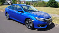 2017 Honda Civic VTi-Lx Review