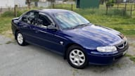 2000 Holden Commodore Executive review
