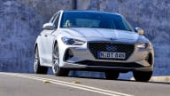 More powerful base engine coming for Genesis G70 - report