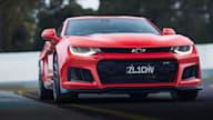 2019 Chevrolet Camaro ZL1 review: Australian track test (Sandown)