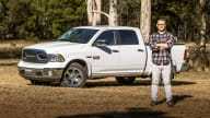 Video: 2020 Ram 1500 Laramie EcoDiesel review (off-road and towing)