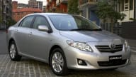 2008 Toyota Corolla Conquest review