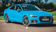 2020 Audi A5 Coupe 45 TFSI review