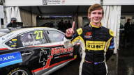 Interview: Teenage Supercars driver and