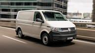 Video: 2021 Volkswagen Transporter T6.1 range review
