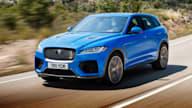 2019 Jaguar F-Pace SVR review