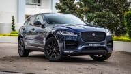 2019 Jaguar F-Pace 20d R-Sport RWD review