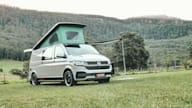 Volkswagen Transporter Achtung Camper
