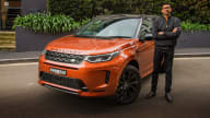 2020 Land Rover Discovery Sport long-term Introduction