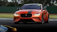 2019 Jaguar XE Project 8 review: Track test
