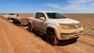 2021 Volkswagen Amarok W580 completes durability testing, in showrooms next month