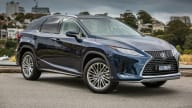 2021 Lexus RX300 Sports Luxury review