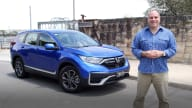 Video: 2021 Honda CR-V VTi-L first drive review