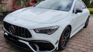 2020 Mercedes-AMG CLA 45 S 4matic+ review