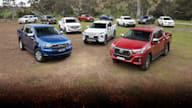 Best ute 2019 comparison: Ford Ranger v Toyota HiLux v Mitsubishi Triton v Nissan Navara v Isuzu D-Max v Holden Colorado v Volkswagen Amarok v Mazda BT-50 v Mercedes X-Class v Ssangyong Musso XLV v LDV T60