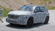 2020 Mercedes-AMG GLB45 spied
