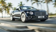 2020 Bentley Continental GT V8 Convertible review