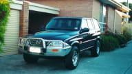 2000 Daewoo Musso (4x4) review