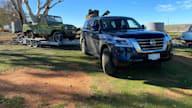 2020 Nissan Patrol Ti towing review