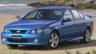 2003 Ford Falcon XR6 review