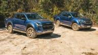 Old v New: 2021 Isuzu D-Max v 2019 Isuzu D-Max comparison