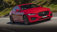 2020 Jaguar XE review