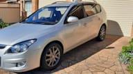 2012 Hyundai i30 CW SLX 2.0 review