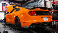 The 708kW Ford Shelby Mustang that