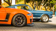 Old v new: 1965 Ford Mustang Fastback v 2020 Ford Mustang R-Spec