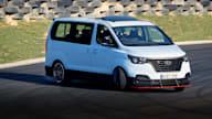 Track test: Hyundai iMax N