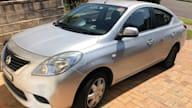 2012 Nissan Almera ST review