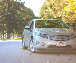 2014 Holden Volt Speed Date