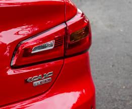 2014 Kia Cerato Koup Turbo Speed Date