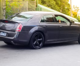 2014 Chrysler 300S Speed Date