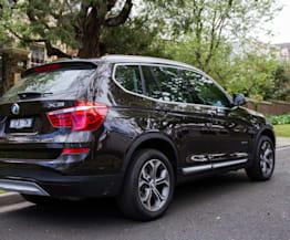 2014 BMW X3 Speed Date
