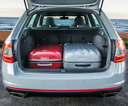 2014 Skoda Octavia RS Wagon manual Speed Date