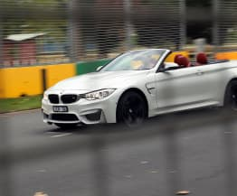 2015 BMW M4 Convertible Speed Date