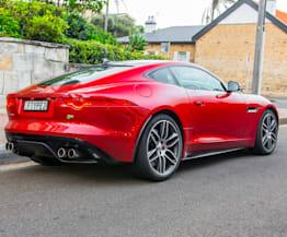 2015 Jaguar F-Type R Coupe Speed Date