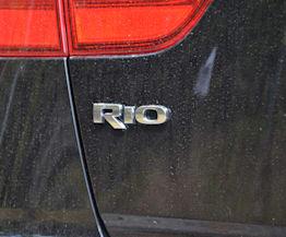 2015 Kia Rio Si Speed Date