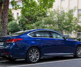 2014 Hyundai Genesis Ultimate Speed Date